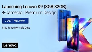 Lenovo K9 Official Video - Trailer, Introduction, Commercial