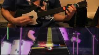 Green Day Rock Band (PS3) - East Jesus Nowhere (Expert Guitar)