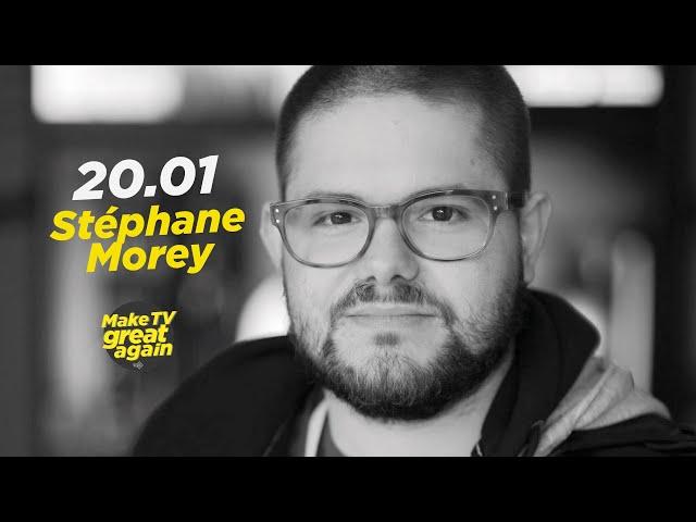 Make TV Great Again S1 E21 - Tonight Stéphane Morey