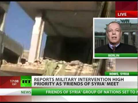 'CIA & Western media's total fiasco in Syria'
