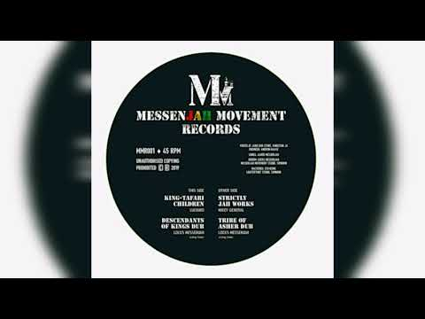 Locks Messenjah - Strictly Jah Works (Feat. Mikey General) / Tribe Of Asher Dub