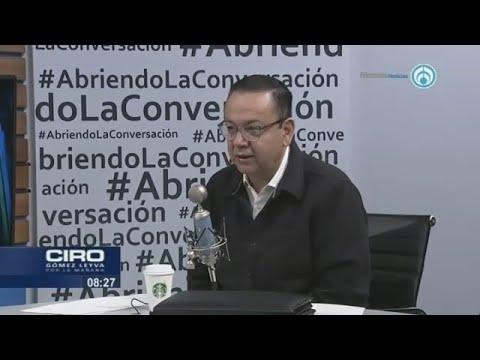 """Sputnik V para los pobres, Pfizer para ricos; México no merece vacuna """"genérica"""": Germán Martínez"""