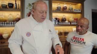 Hähnchengeschnetzeltes richtig zubereiten mit Alfons Schuhbeck & Sherry (Teil 6 von 6)