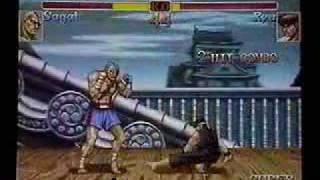 5 games: Old Sagat vs. Old Sagat Old Sagat vs. Old Sagat Old Sagat ...