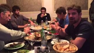 Happy Thanksgiving 2015 from Baku USA Greco