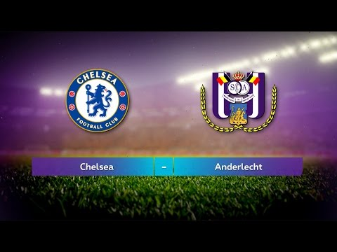 UYL : Chelsea FC 3-0 RSC Anderlecht