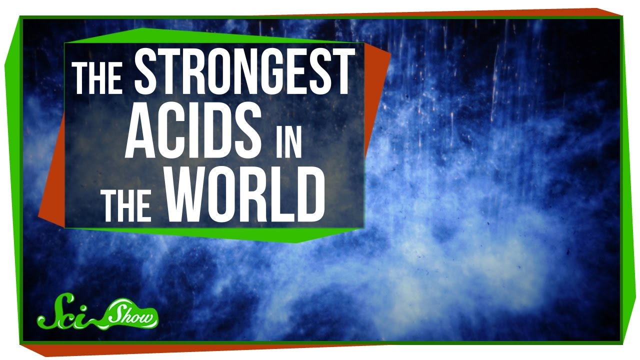 What is the strongest acid