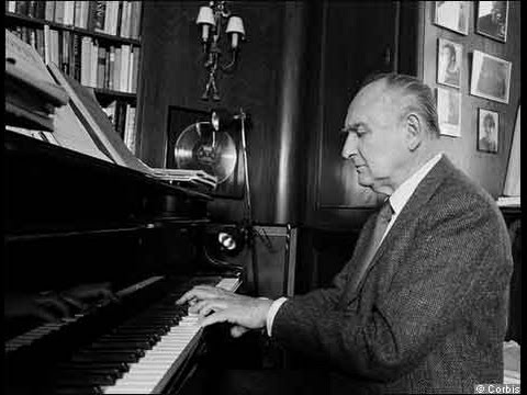Nikita Magaloff plays Chopin - Ballade n. 1 op. 23