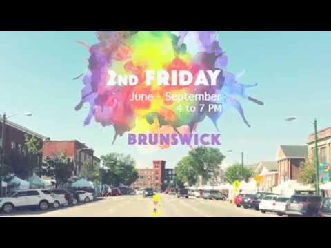2nd Friday Brunswick!
