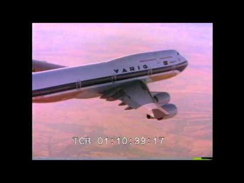 Varig incorpora o Boeing 747-400