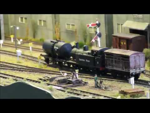 Brisbane Model Train Show 2018 Part 1