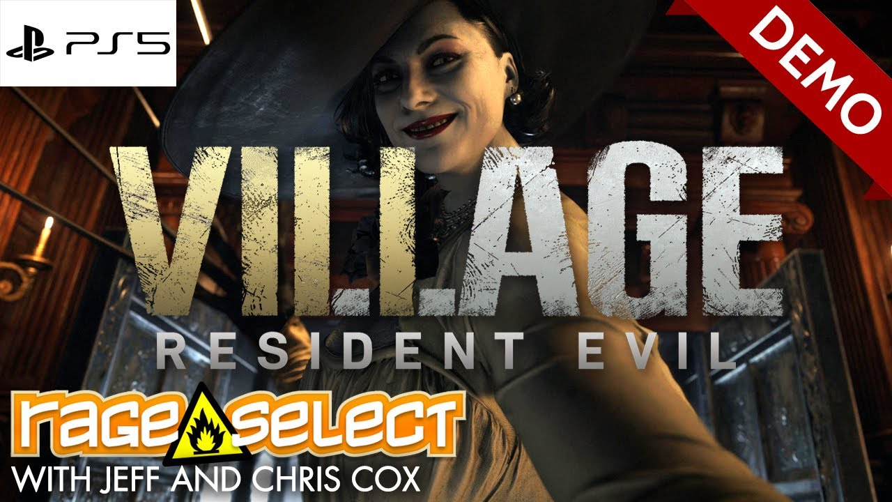 Resident Evil Village: Maiden Demo (The Dojo) Let's Play