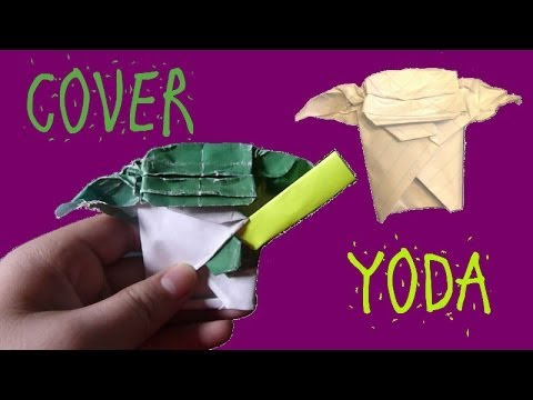 For Star Wars Day: World's Easiest Origami Yoda Finger Puppet ... | 360x480