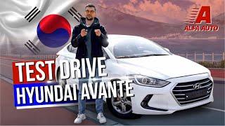 Hyundai Avante (Elantre)🔥🌟 Обзор, тест-драйв