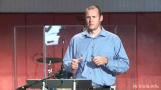 Jason Tresser: Wonders Seen in God's Creation - Biola University Chapel
