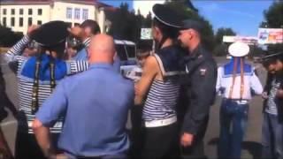 Сыктывкар. Полиция vs моряки