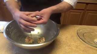 Tuna, Crab Cakes