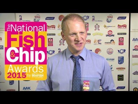 Healthy Eating Fish and Chips Award 2015