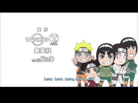 Okamoto's - Love Song(ost opening 2 naruto sd)