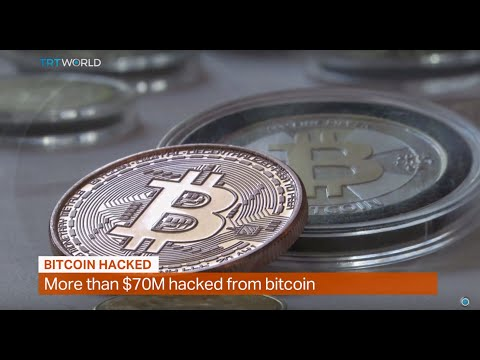Money Talks: Bitcoin hacked, Pamela Ambler reports