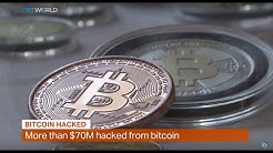 Money Talks: Bitcoin hacked, Pamela Ambler reports