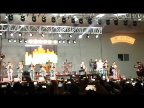 Arrolladora 2015 convention center San Jose CA pre