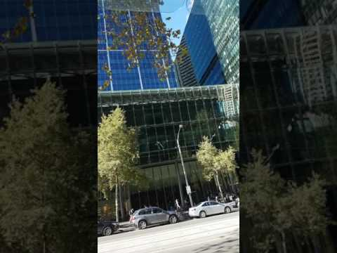 Melbourne city near Chancellor Hotel
