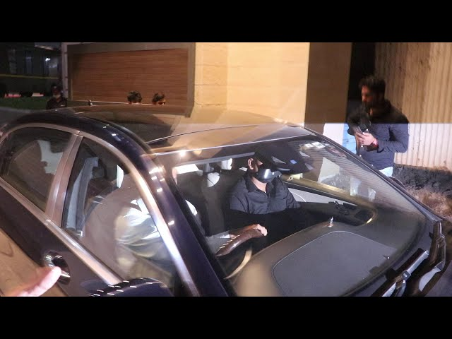 Look Actress Deepika Padukone Snapped In Bandra
