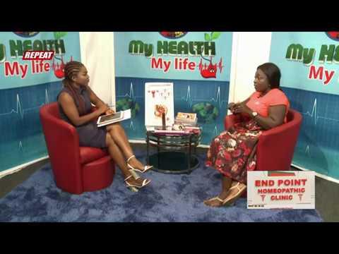 Lydia Contraceptive @ My Health My Life on UTV