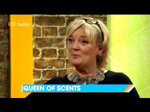 RTÉs Today Show Interviews 'The Queen Of Scents' Jo Malone