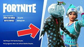 HOW TO HAVE YOUR SKIN FOR FREE on FORTNITE Battle Royale 😱 (SAISON 7)
