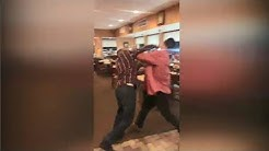 Fight at Westside IHOP caught on camera