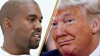 WTF! Kanye NOT Invited to Perform at Trump Inauguration: Hes Not Traditional American - Racist?
