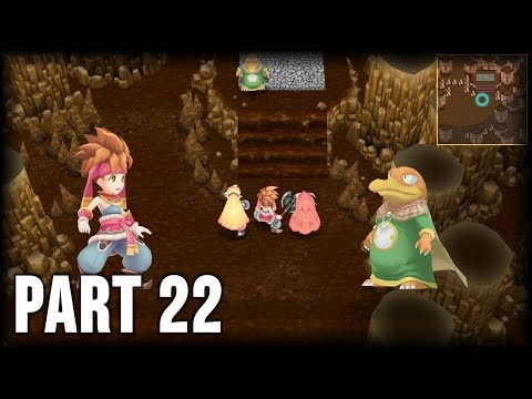 Secret of Mana - 100% Walkthrough Part 22 [PS4] – Trial of Courage