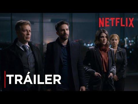 Monarca   Tráiler oficial   Netflix
