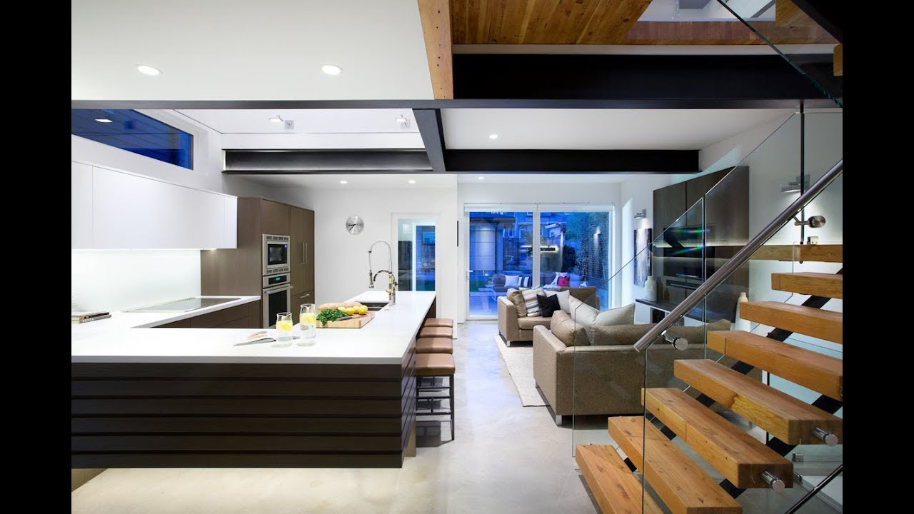 Award-Winning High-Class Ultra Green Home Design in Canada: Midori ...