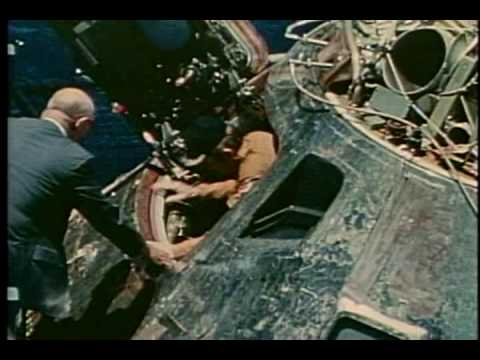 Apollo-Soyuz Test Project Documentary Pt 3 of 3