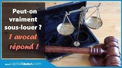 Les règles de la sous-location expliquées par un avocat