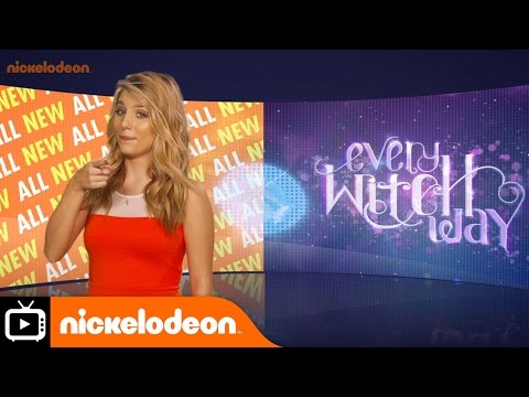 Every Witch Way  Hangout with Paris Smith  Nickelodeon UK