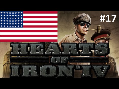 Hearts of Iron 4 USA 17 Invasion of the Home Islands