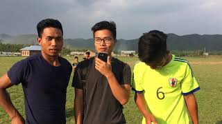 Interview with High jump 1st and 2nd rengkai ktp joint sport