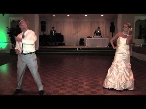 Father-Daughter DANCE-OFF!