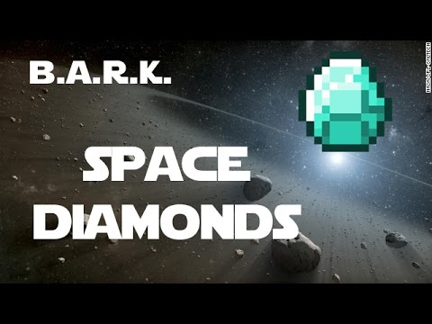 Modded Minecraft - B.A.R.K. 44 - Asteroid Mining. This One is Hollow