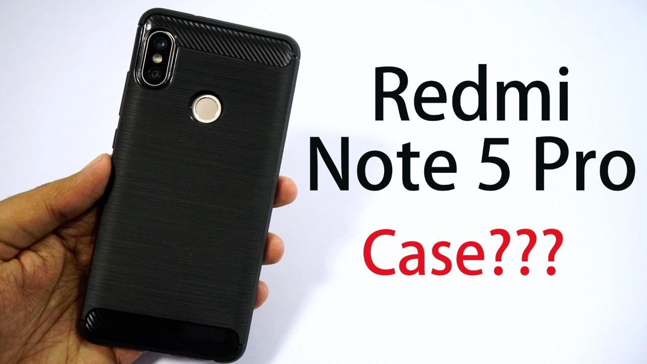 buy popular 87c94 5d474 Best Case For Redmi Note 5 Pro