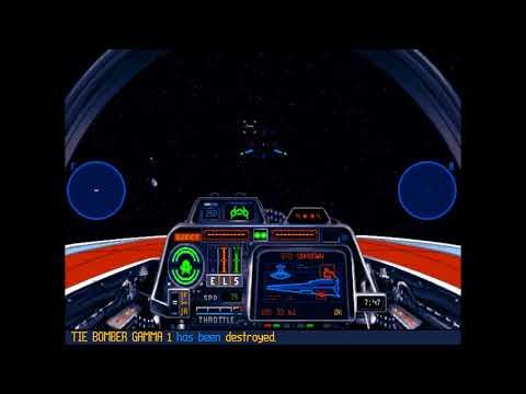 Star Wars X-Wing TOD 3 Mission 1 |