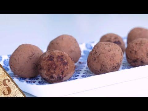 Sugar-Free Chocolate Truffles Kate Henry | Slice