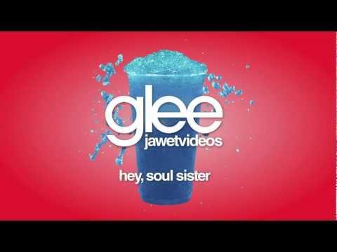 Glee Cast - Hey, Soul Sister (karaoke version)