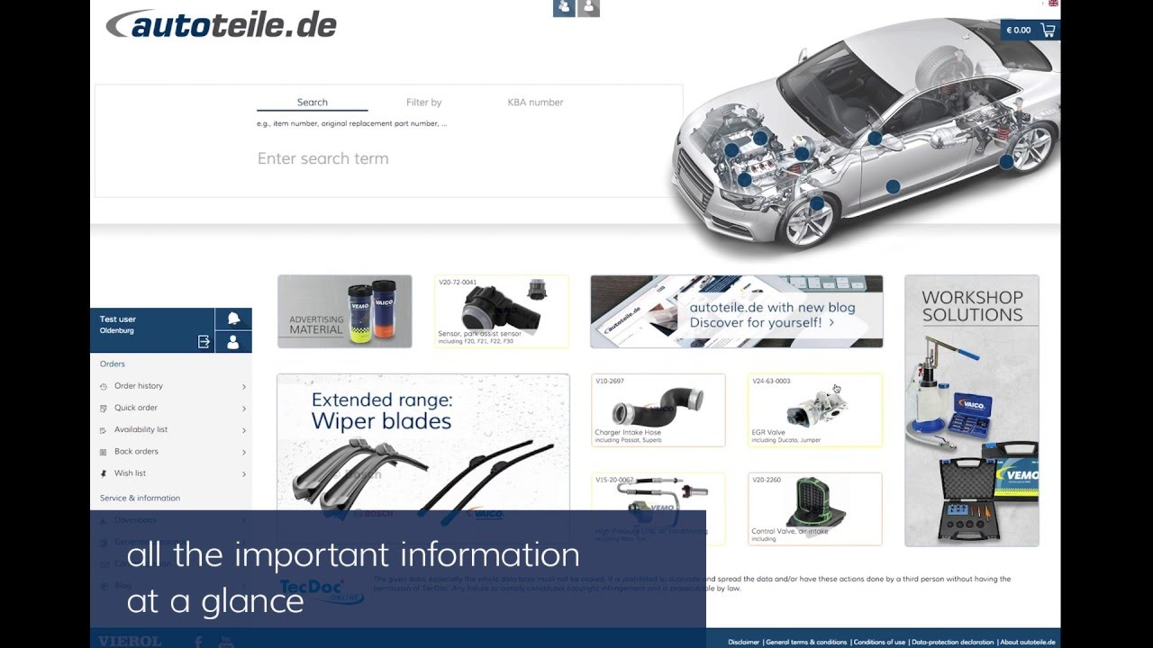 autoteile.de: product details like never before - YouTube