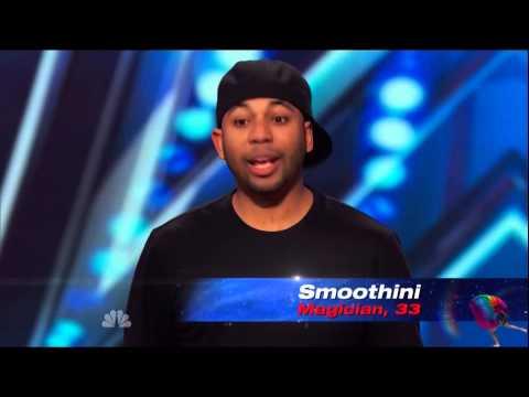 "Ex-Marine participa no ""America's Got Talent"""