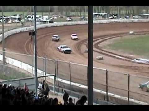 4-1-2012 Street Stocks Seymour Speedway